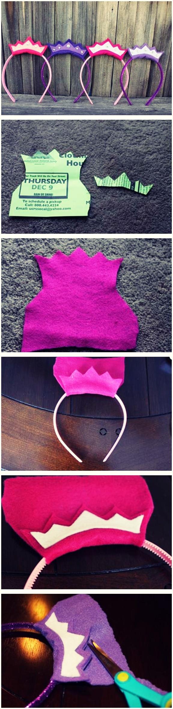 handmade headband for baby