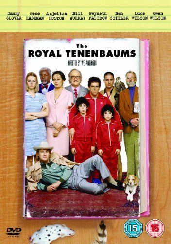 The Royal Tenenbaums * IMDb Rating: 7,6 (134.469) * 2001 USA * Darsteller: Gene Hackman, Anjelica Huston, Ben Stiller,