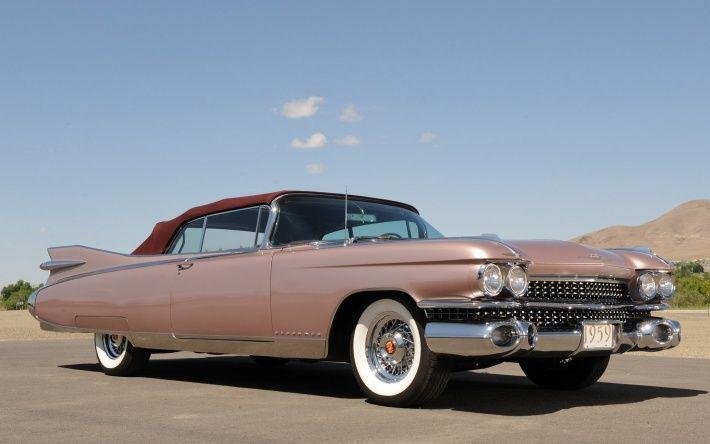 1959 Eldorado. I love this car!