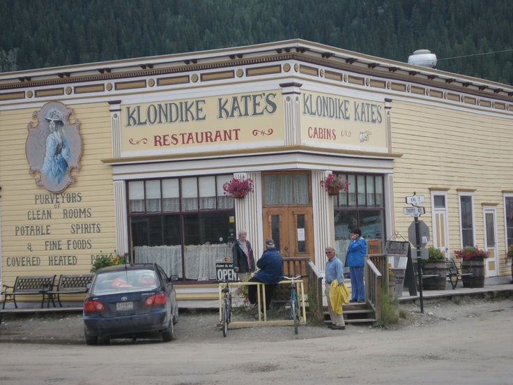Great food and terrific cabins at a generous price. Exceptional service too. Stay at Klondike Kates when traveling the Dempster Highway to Inuvik.