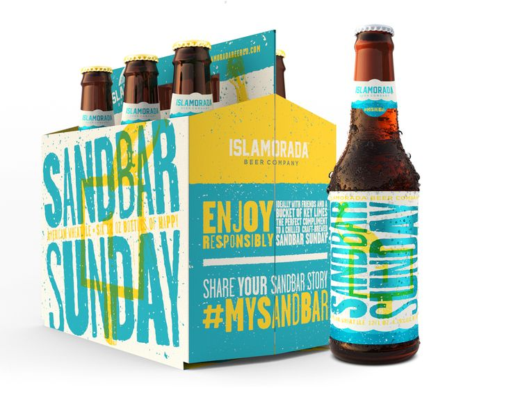 Islamorada Beer Company — The Dieline - Branding & Packaging