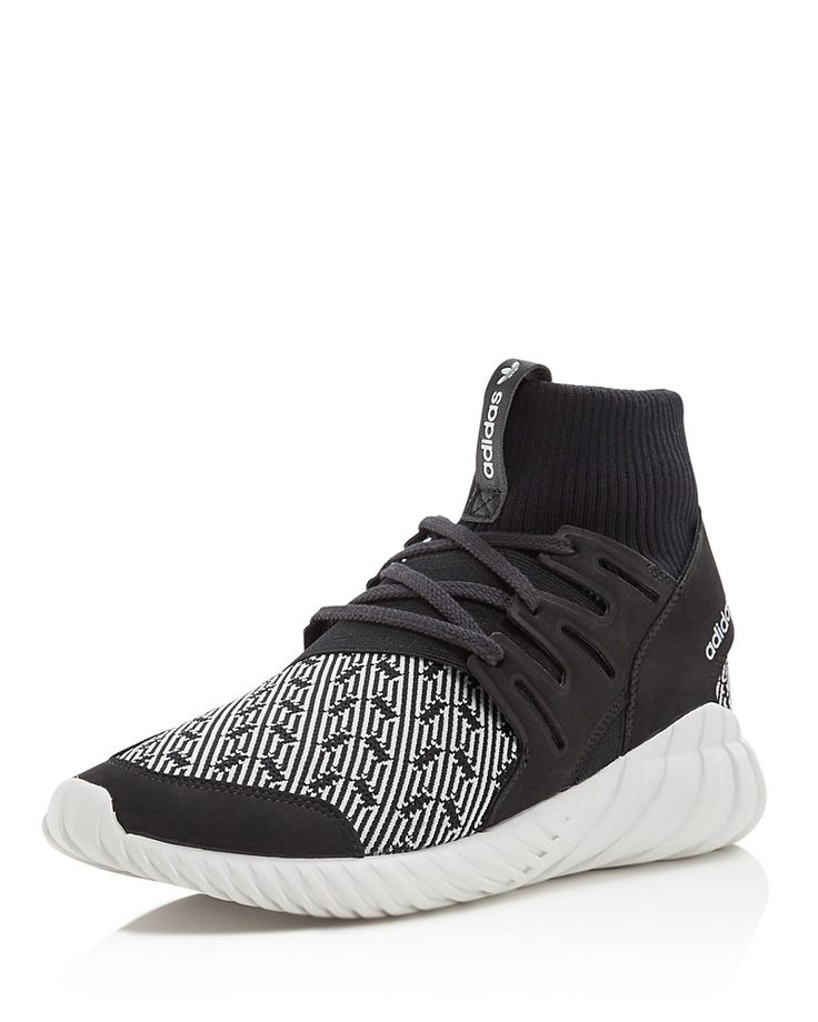 Adidas Tubular Doom Lace Up Sneakers
