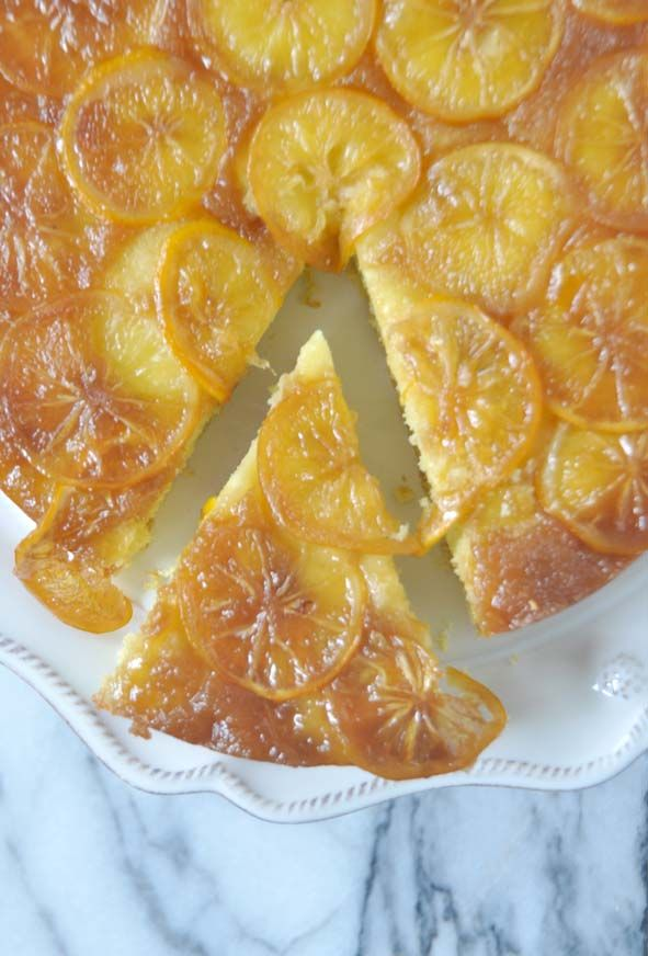 Lemon Olive Oil Cake | Sweet Infused | Pinterest