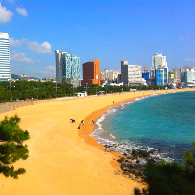 Haeundae Beach at The Westin Chosun Busan