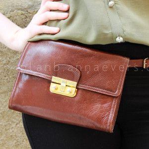 maak van je geldbeugel een handtas