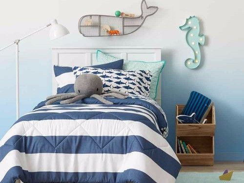17 Best Ideas About Nautical Kids Rooms On Pinterest