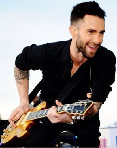 Maroon 5 - Adam Levine -  http://www.buzzfeed.com/search?q=adam+levine