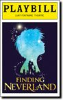Finding Neverland at Lunt-Fontanne Theatre (4-23-15)