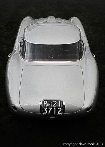 1954 Ferrari 375MM Scaglietti Berlinetta