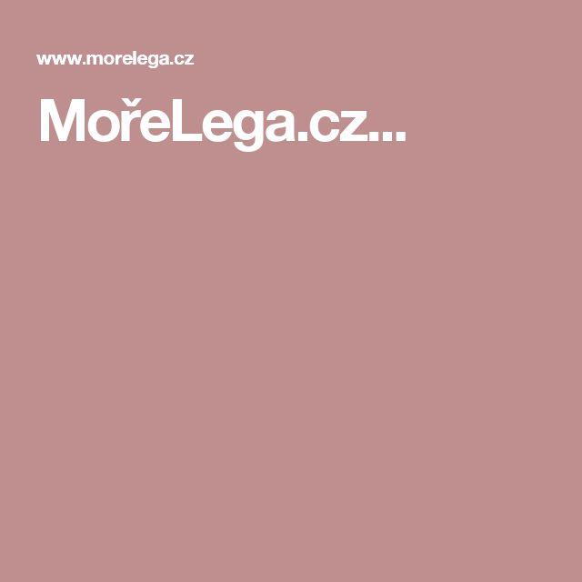 MořeLega.cz...