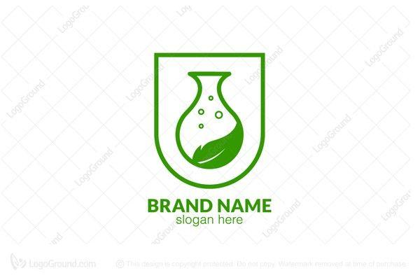 Logo for sale: Greenlab Logo