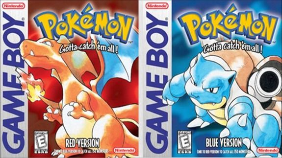 Gotta catch 'em again: Pokémon Red Blue and Yellow getting lo-fi re-release