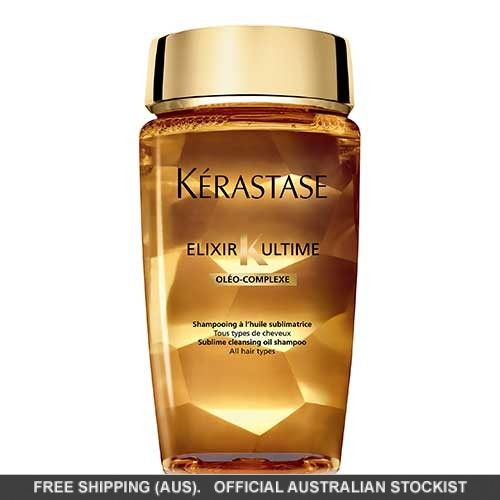 Kérastase Elixir Ultime Cleansing Oil Bath 250ml
