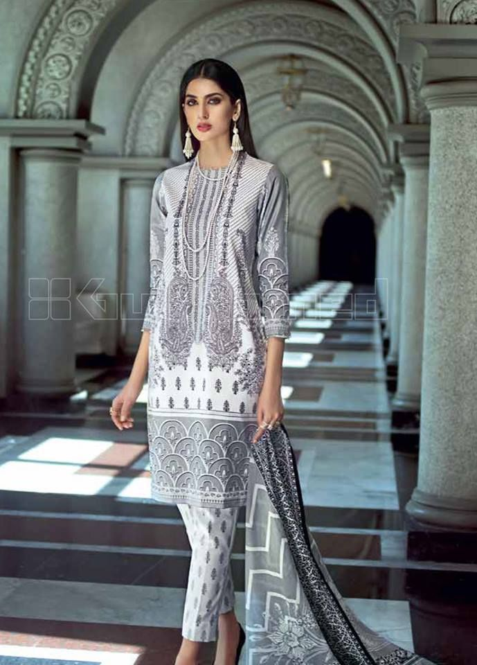 83e3fe2974 Gul Ahmed Lawn 2019 | Summer Essential Lawn - PK Vogue | 1000 Ideas Of  Pakistani Designer Lawn Collection 2019 in 2019 | Pakistani dresses, Pakistan  fashion ...