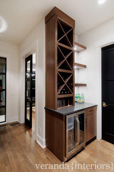 Top 25 Best Built In Wine Rack Ideas On Pinterest Kitchen Wine Rack Design Wine Cooler