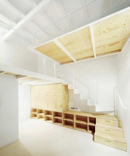 Reform Of Housing In The Born, Barcelona / ARQUITECTURA-G ↦ OSB