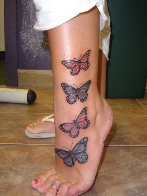 Lower Leg Tattoos Women Calf Tattoos 30 Nicest Leg Tattoos For Girls Butterfly Leg Tattoos Leg Tattoos Women Lower Leg Tattoos