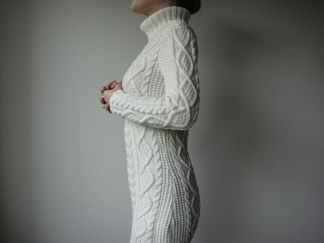 89 best Knitting - dresses images on Pinterest Knit dress, Knitting and Kni...