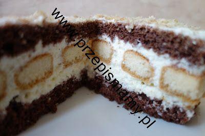 www.przepismamy.pl: Ciasto kawowe z rumem