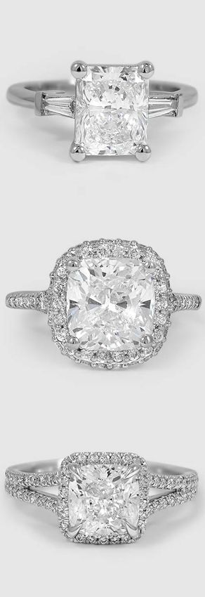 Captivating diamonds shimmer in our one-of-a-kind settings. Explore our collection of dazzling diamond engagement rings!