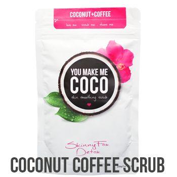 You Make Me Coco - Skin Smoothing Scrub