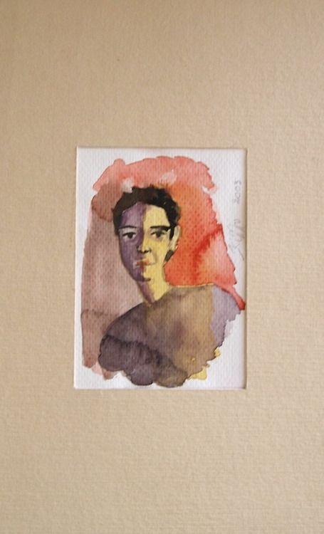 10x7 aquarelle kelly Papastogiannoudi