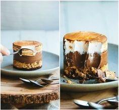 REŢETA ZILEI: MARŢI - Prăjitura S'mores, trei straturi de plăcere într-o singură linguriţă! E gata în 15 minute | Actualitate | Spynews.RO
