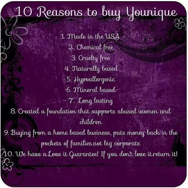 Message me for more details or to place an order at jkon84@gmail.com. Visit my website at: https://www.youniqueproducts.com/jeniferkon