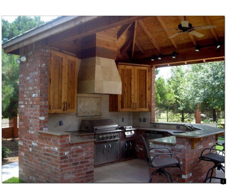 Just Click The Link To Read More About Best Kitchen Appliances Please Click Here For More Inf Outdoor Kitchen Decor Rustic Outdoor Kitchens Backyard Kitchen