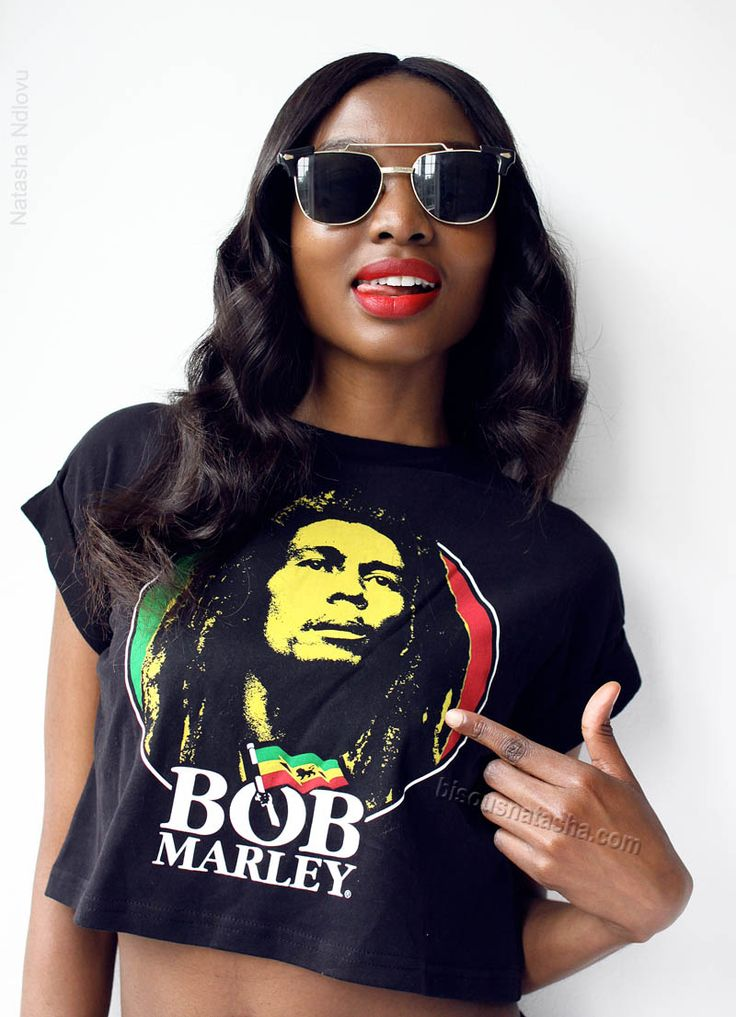 Bob Marley t-shirt from Primark | Beautiful People ...