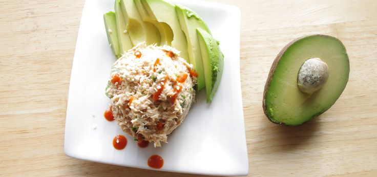Asian Tuna Salad | Paleo, Low Carb, Gluten Free by Strive to Thrive Nutrition