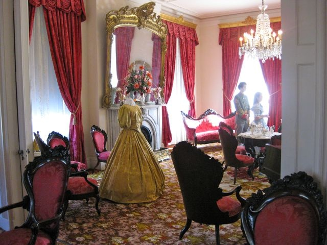 Room Full Of Belter Furniture In Nachez Miss.