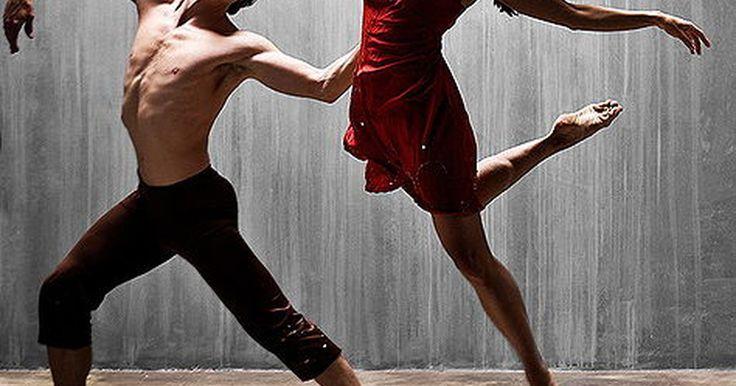 Dieta y nutrición para bailarines