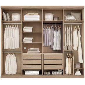 parte interna de guarda roupa - Pesquisa Google