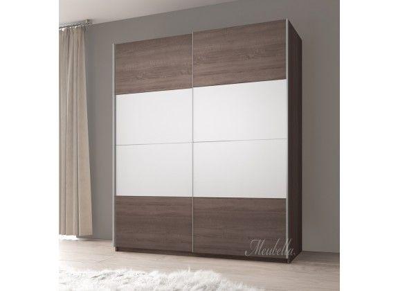 17 beste idee n over witte kledingkast op pinterest slaapkamer kasten garderobe ontwerp en - Hoogslaper met geintegreerde garderobe ...