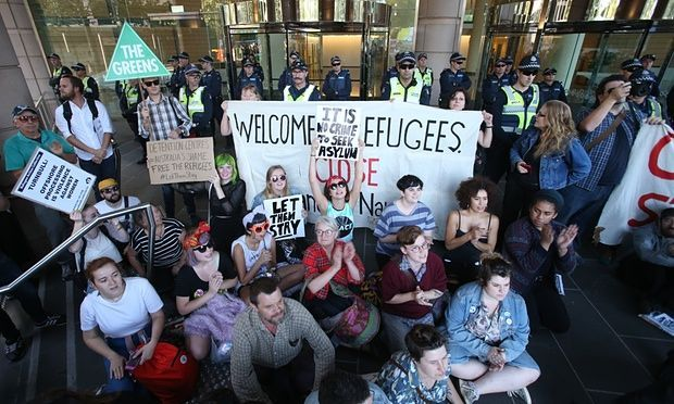 8 February 2016  The High Court decision that offshore processing is lawful has triggered a wave of protest, from the churches to the Labor Party. If we can harness the opposition, we can win the ... http://winstonclose.me/2016/02/09/let-them-stay-close-the-camps-how-can-the-refugee-campaign-win-written-by-solidarity/