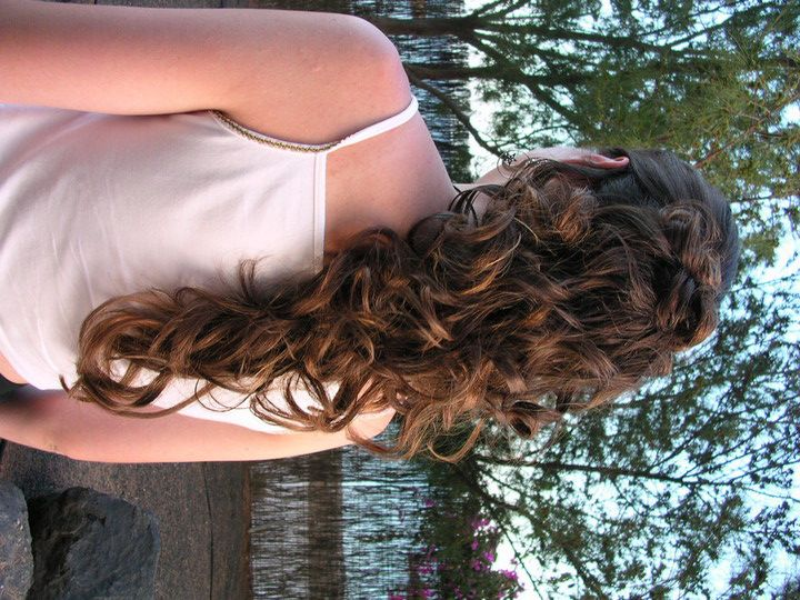 1000 Ideas About Wedding Hairstyles On Pinterest: 1000+ Ideas About Down Curly Hairstyles On Pinterest