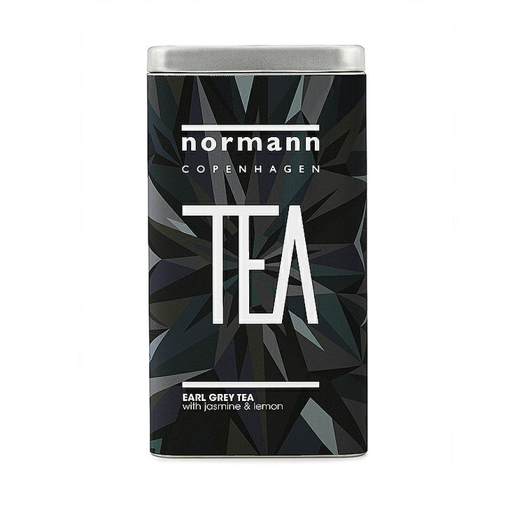 top3 by design - Normann Copenhagen - normann tea earl grey tea