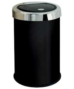 Buy 50 Litre Touch Top Kitchen Bin - Black at Argos.co.uk, visit Argos.co.uk to shop online for Kitchen bins
