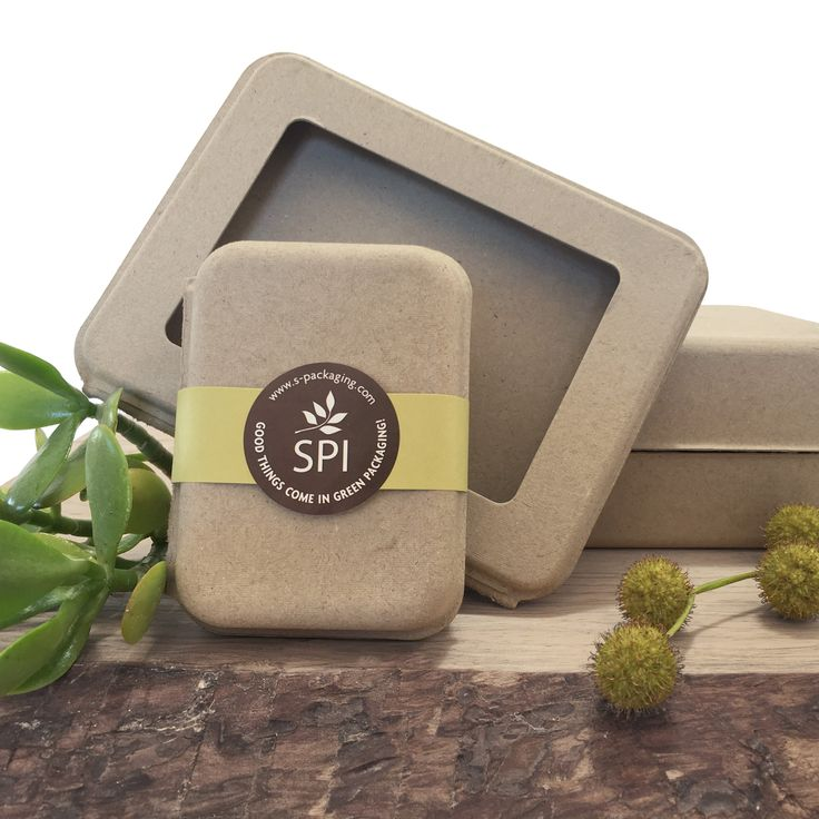 Eco-friendly product packaging. Go green with 100% recyclable packaging design.