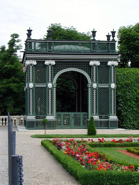 Schönbrunn Palace Gardens - Vienna, Austria