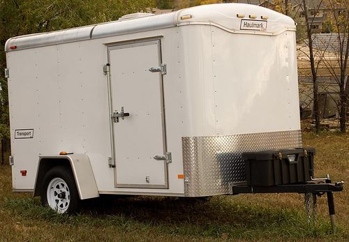 Used Haulmark Enclosed Trailers are for sale at affordable discounted low price. Just visit our site and check the cheap used trailers now.