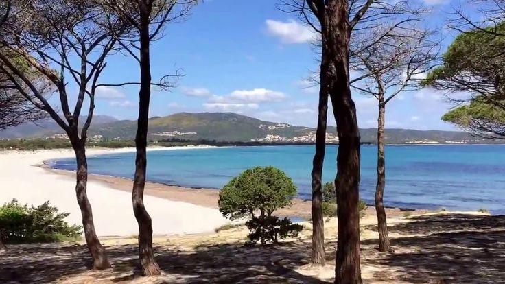Orizzonte Casa Sardegna - La spiaggia di Budoni una Domenica mattina di primavera - YouTube