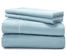 I found a Stone Blue 520 Thread Count 4-Piece King Sheet Set at Big Lots for less. Find more Sheets  at biglots.com!