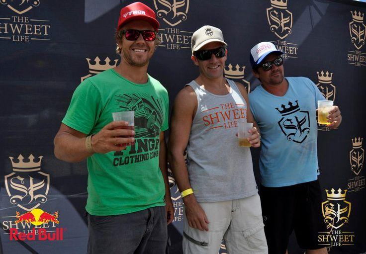 The Shweet Life @ the Hunters Ultimate X 2013 #TheShweetLife #RedBull #Finger #FMX #SkateBoarding #BMX #WakeBoarding #FreestyleMotorcross