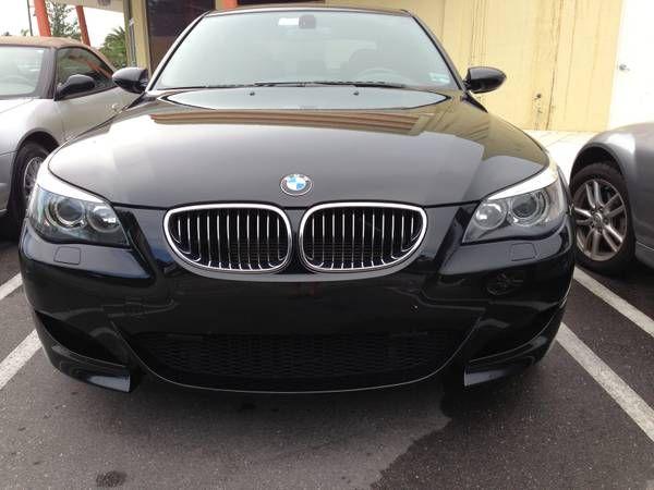 Make:  BMW Model:  M5 Year:  2006 Body Style:  Sedan Exterior Color: Black Interior Color: Tan Doors: Four Door Vehicle Condition: Excellent  For More Info Visit: http://UnitedCarExchange.com/a1/2006-BMW-M5-378695734744