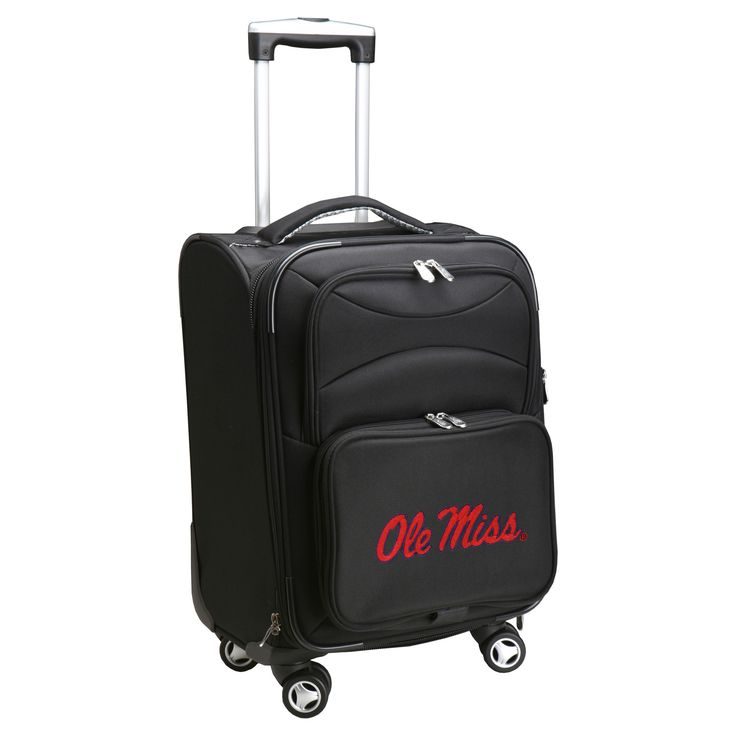 NCAA Ole Miss Rebels Carry-On Spinner