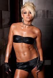Kimberly Wyatt sexy Bilder