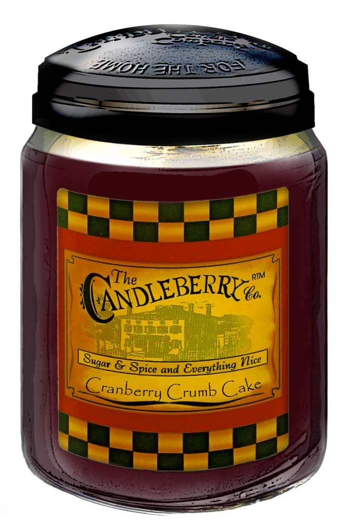 Cranberry Crumb Cake 26 oz. Large Jar