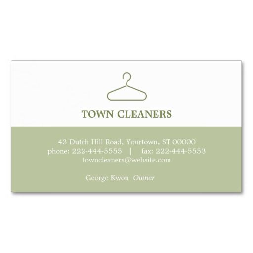 191 best images about dry cleaning business cards on for Dry cleaners business cards